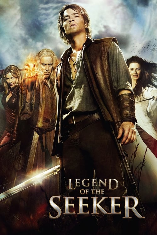 Poster della serie Legend of the Seeker