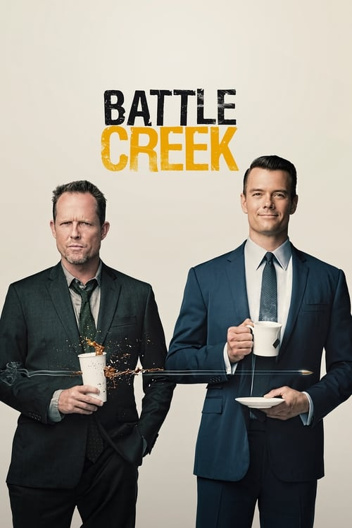Poster della serie Battle Creek