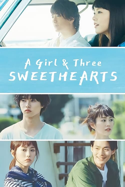 Poster della serie A Girl & Three Sweethearts