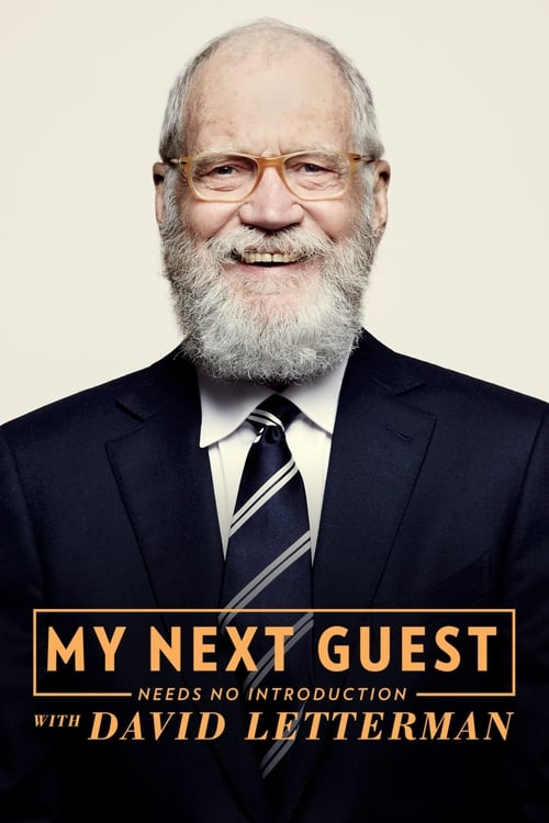 Poster della serie My Next Guest Needs No Introduction With David Letterman