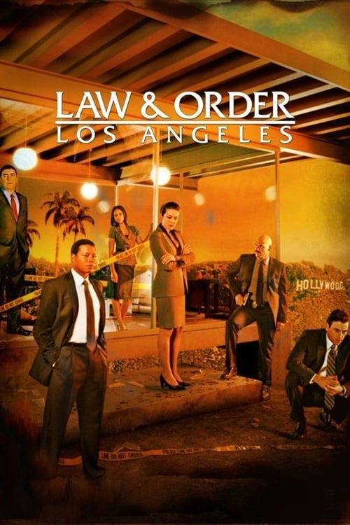 Poster della serie Law & Order  Los Angeles