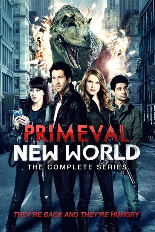 Poster della serie Primeval: New World