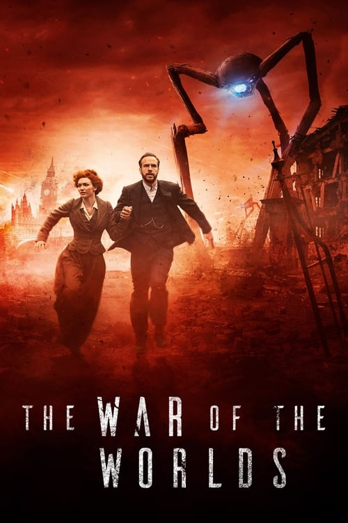 Poster della serie The War of the Worlds