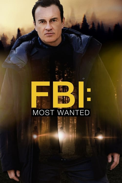 Poster della serie FBI: Most Wanted