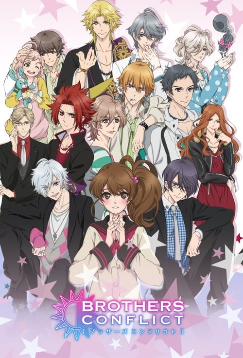 Poster della serie Brothers Conflict