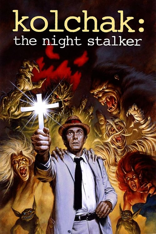 Poster della serie Kolchak: The Night Stalker
