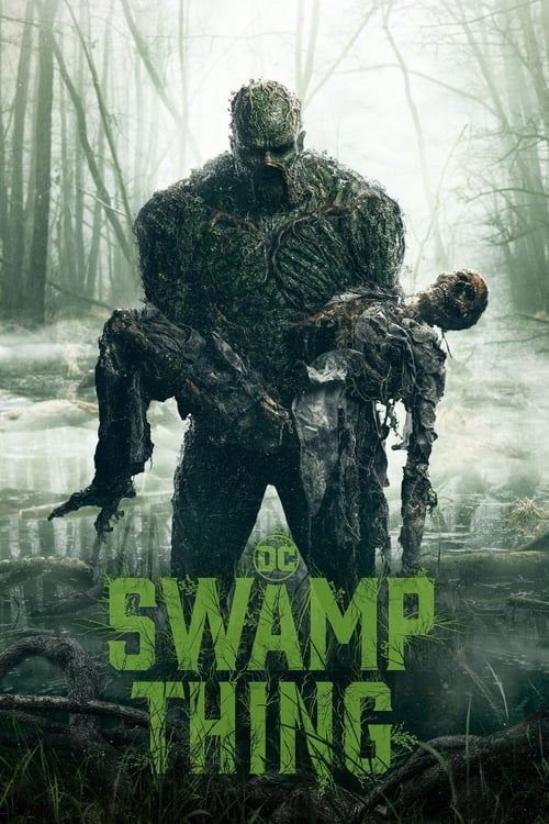 Poster della serie Swamp Thing
