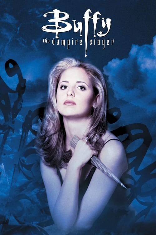 Poster della serie Buffy the Vampire Slayer