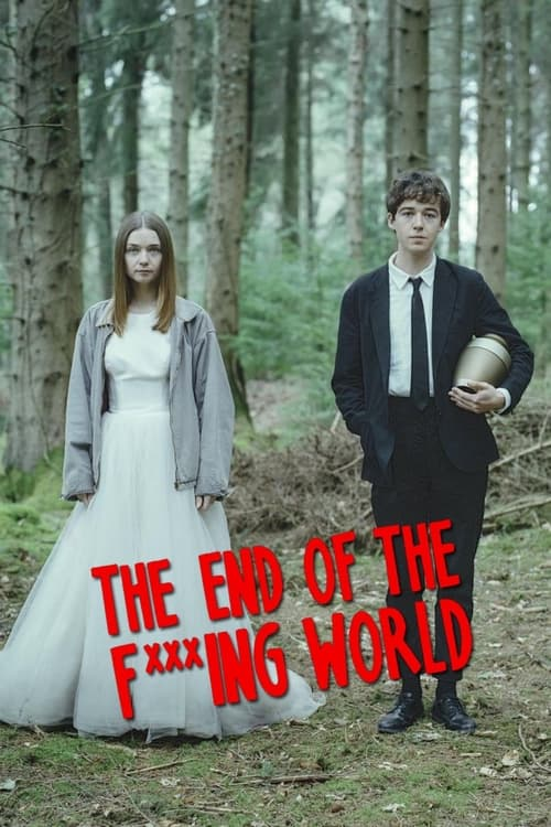 Poster della serie The End of the F***ing World
