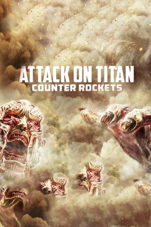 Poster della serie Attack on Titan: Counter Rockets