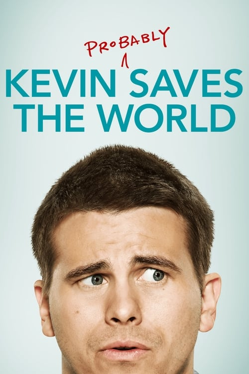 Poster della serie Kevin (Probably) Saves the World