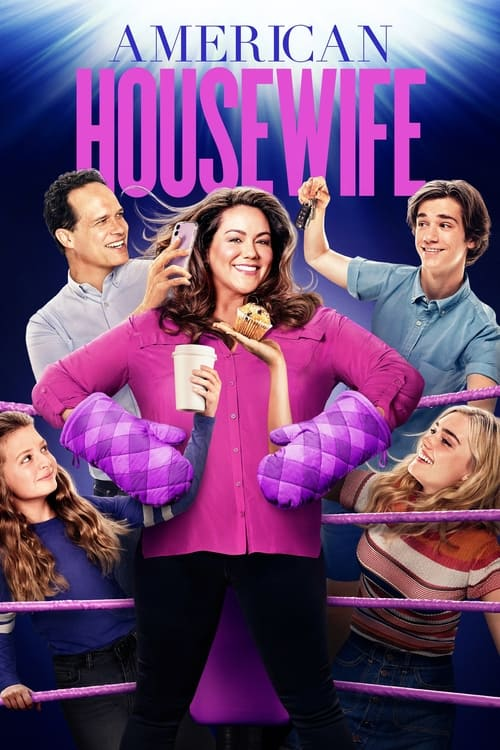 Poster della serie American Housewife