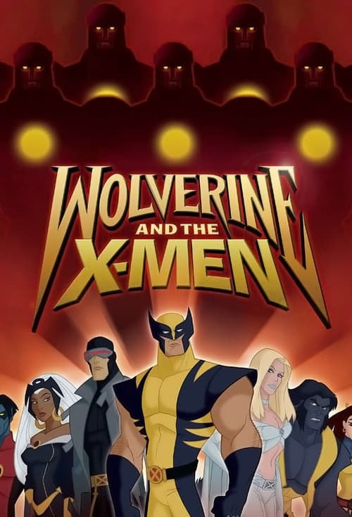 Poster della serie Wolverine and the X-Men
