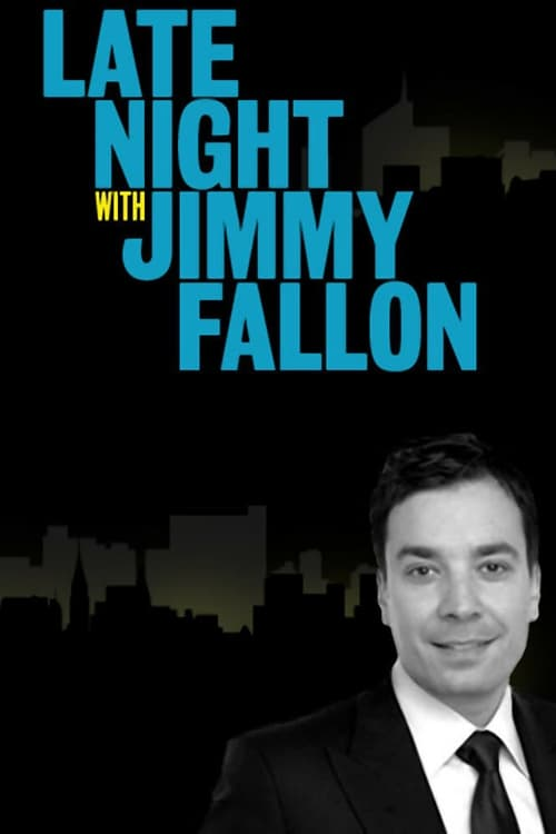 Poster della serie Late Night with Jimmy Fallon