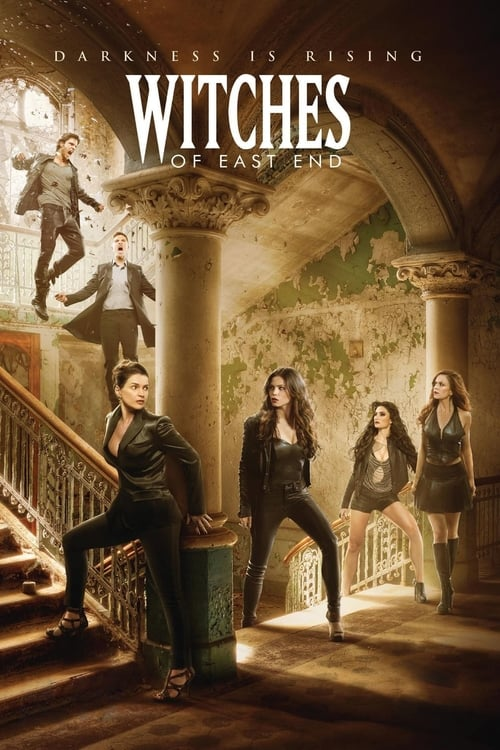 Poster della serie Witches of East End