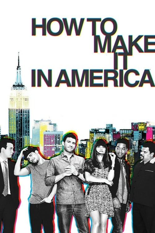 Poster della serie How to Make It in America