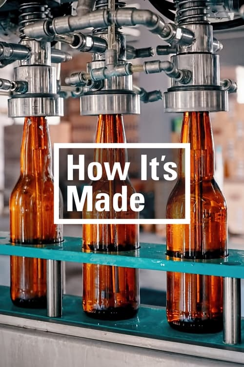 Poster della serie How It's Made