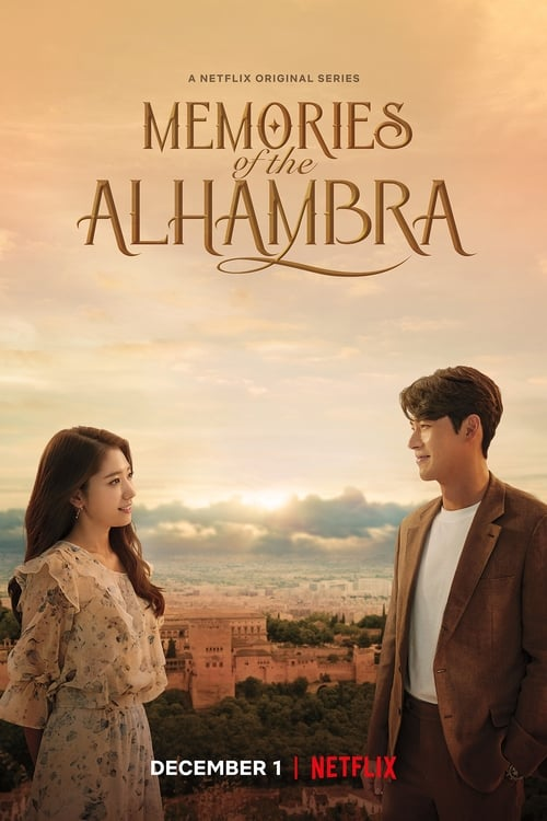 Poster della serie Memories of the Alhambra