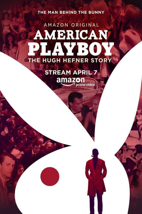Poster della serie American Playboy: The Hugh Hefner Story