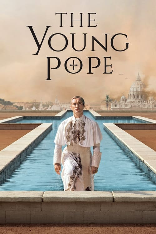 Poster della serie The Young Pope