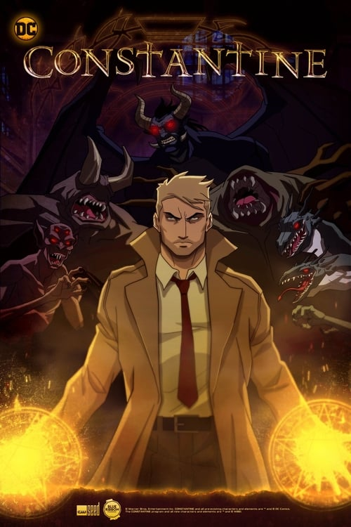 Poster della serie Constantine: City of Demons