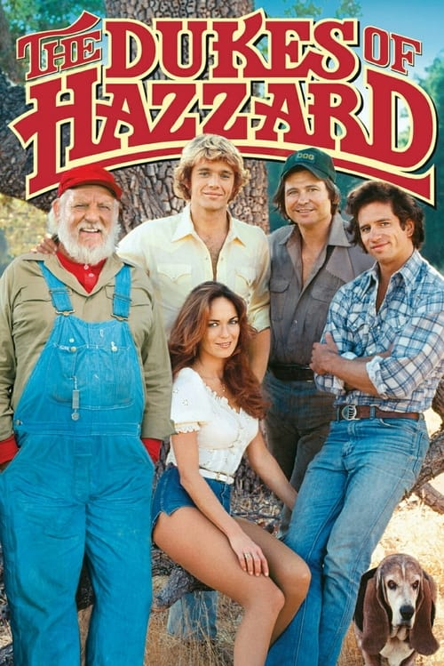 Poster della serie The Dukes of Hazzard
