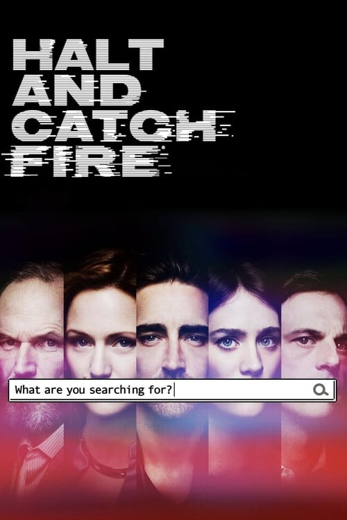 Poster della serie Halt and Catch Fire