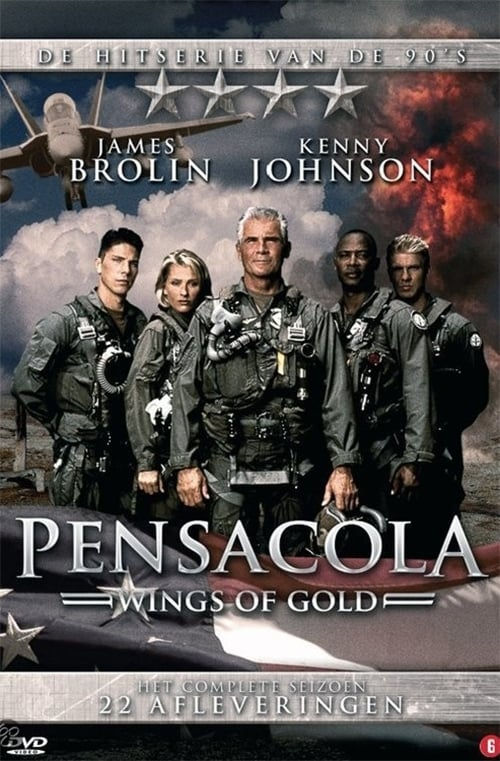 Poster della serie Pensacola: Wings of Gold