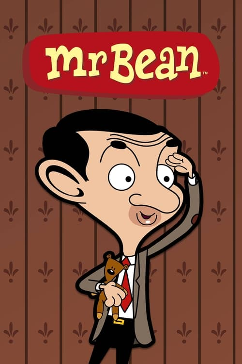 Poster della serie Mr. Bean: The Animated Series