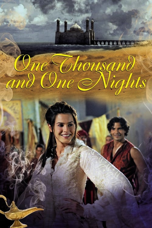 Poster della serie One Thousand and One Nights