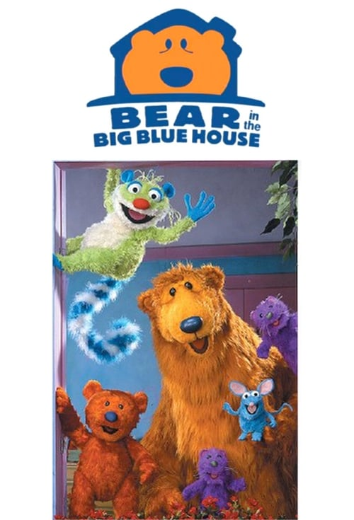 Poster della serie Bear in the Big Blue House