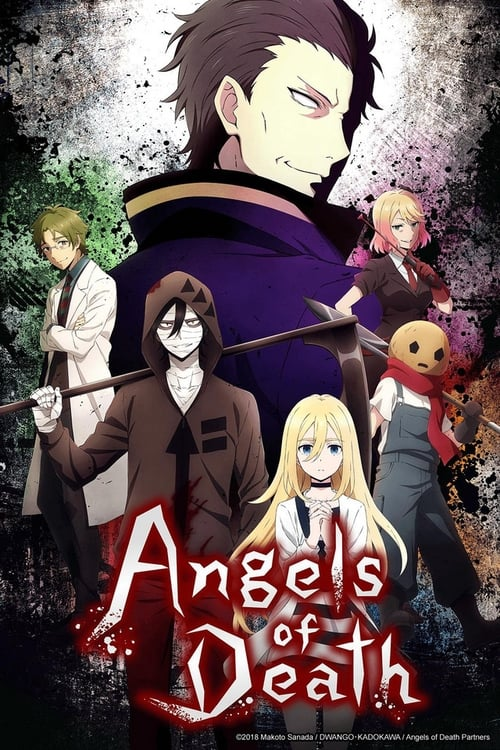 Poster della serie Angels of Death