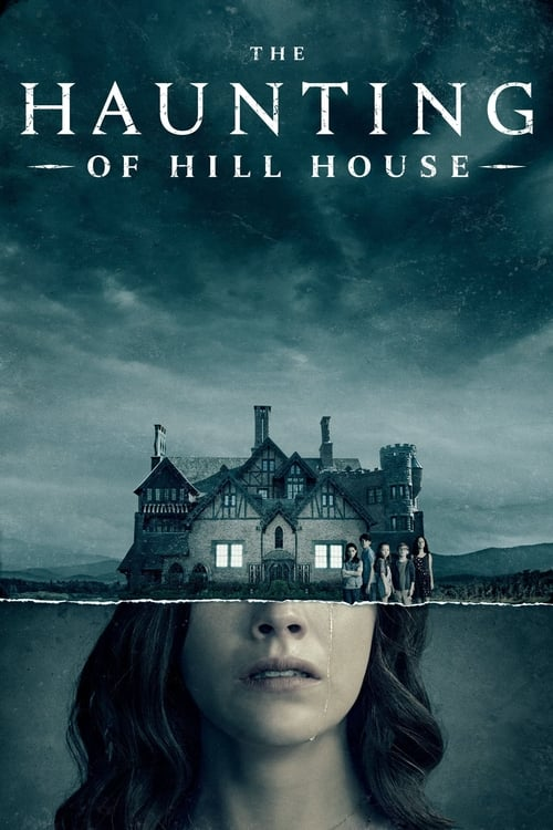 Poster della serie The Haunting of Hill House