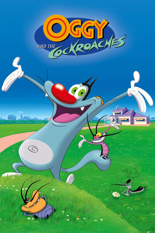 Poster della serie Oggy and the Cockroaches