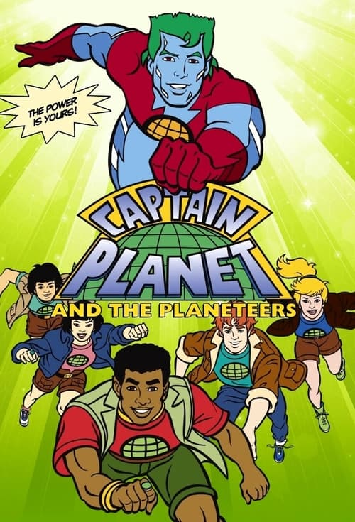 Poster della serie Captain Planet and the Planeteers