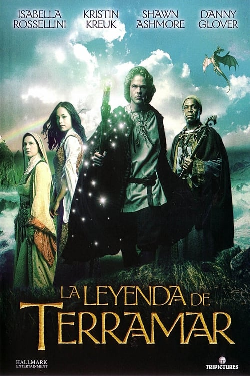 Poster della serie Legend of Earthsea