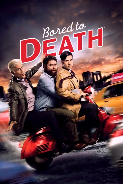 Poster della serie Bored to Death
