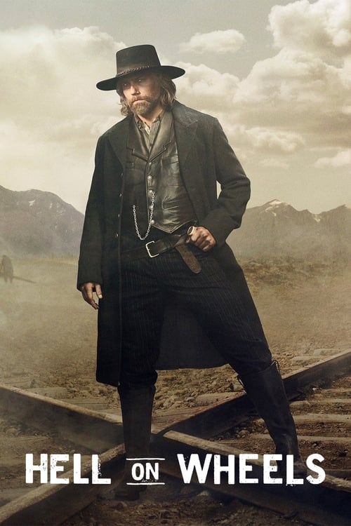 Poster della serie Hell on Wheels