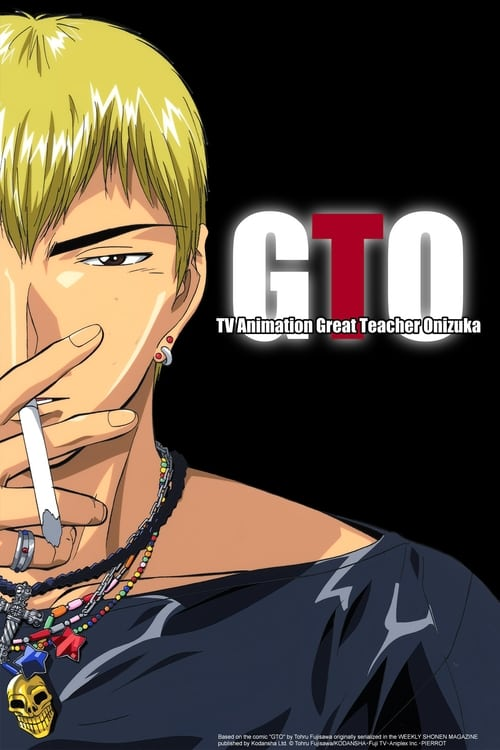 Poster della serie Great Teacher Onizuka
