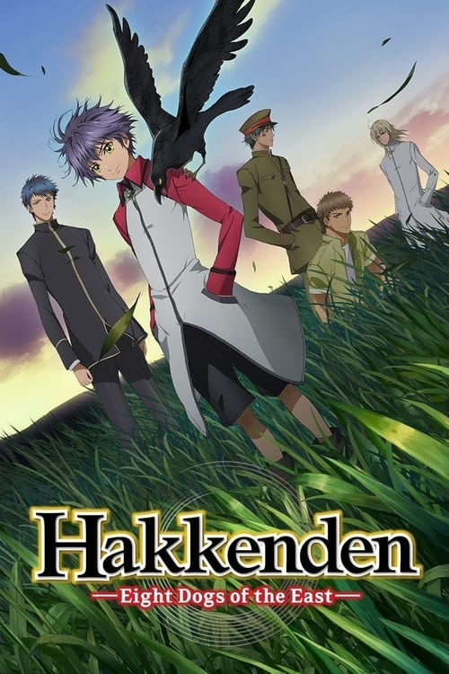 Poster della serie Hakkenden: Eight Dogs of the East