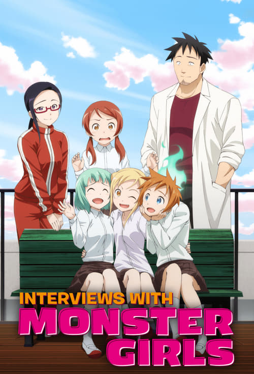 Poster della serie Interviews with Monster Girls