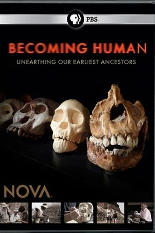 Poster della serie Becoming Human