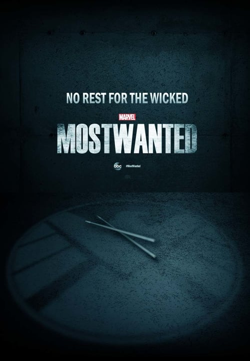 Poster della serie Marvel's Most Wanted