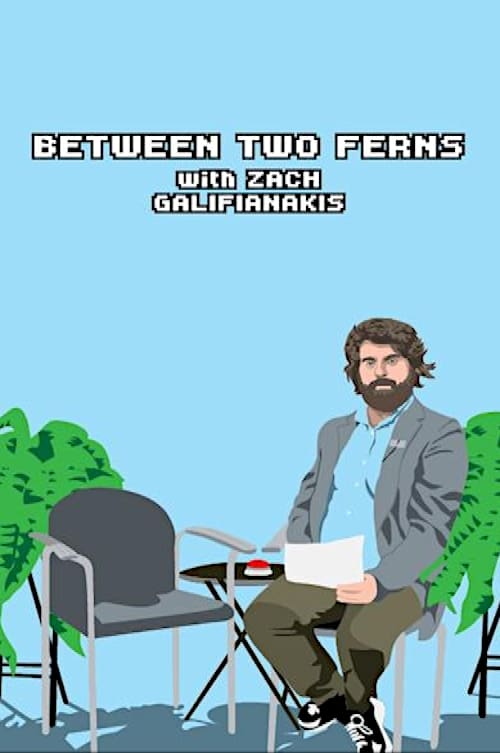 Poster della serie Between Two Ferns with Zach Galifianakis