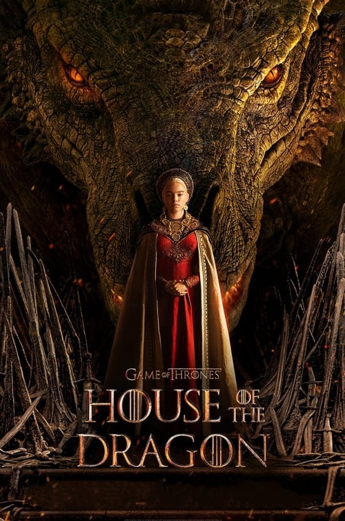Poster della serie House of the Dragon