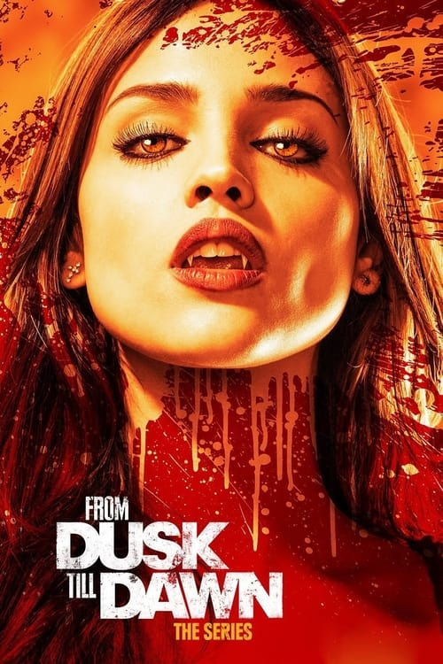 Poster della serie From Dusk Till Dawn: The Series