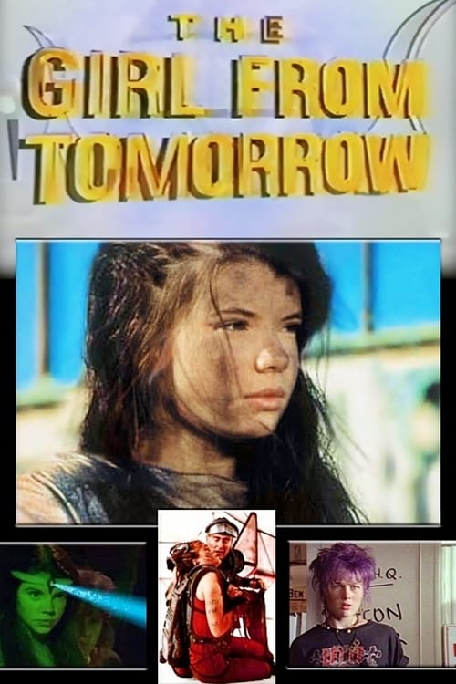 Poster della serie The Girl from Tomorrow