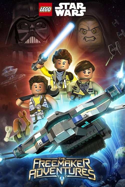 Poster della serie LEGO Star Wars: The Freemaker Adventures