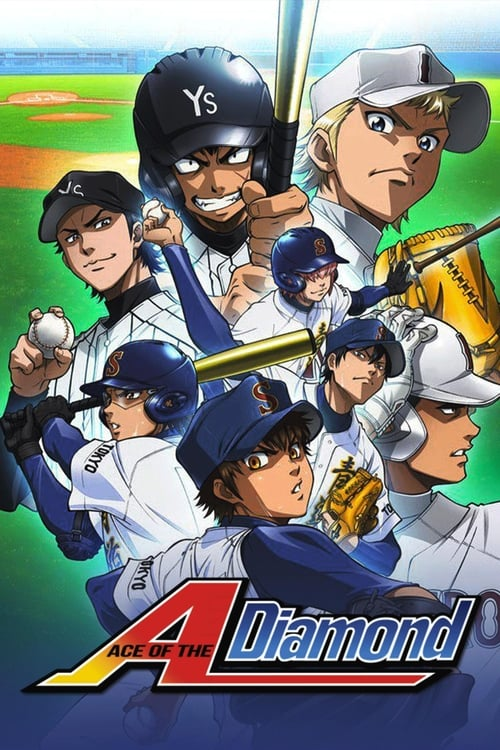 Poster della serie Ace of Diamond