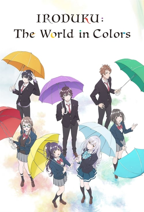 Poster della serie IRODUKU: The World in Colors